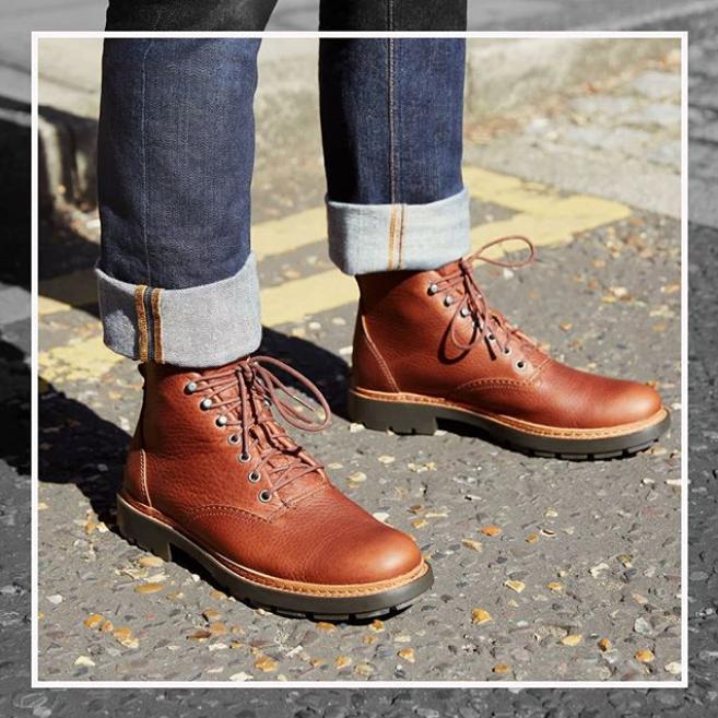 传说中最舒适的皮鞋Clarks