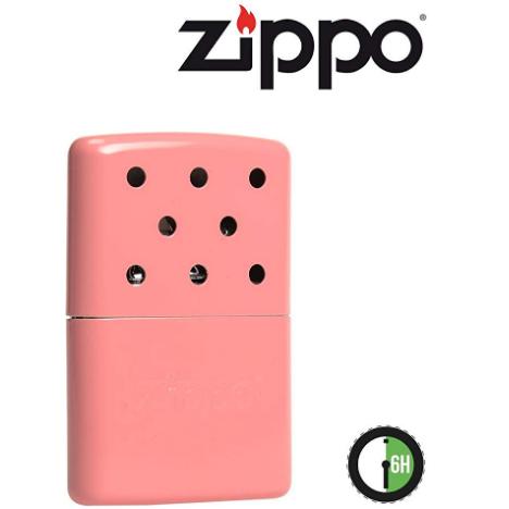Zippo 粉红色暖手宝 持续发热六小时
