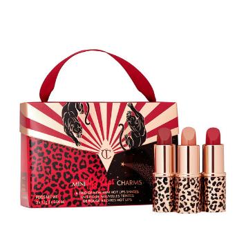 Charlotte Tilbury Mini Lipstick Trio Handbag 唇膏套装