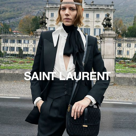 精致与实用兼具,明星超爱的SAINT LAURENT 圣罗兰包包