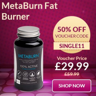 【直邮中国】Metaburn 燃脂胶囊