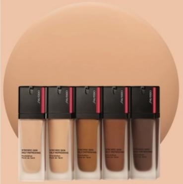 【黑五活动 Point Rouge 全站8折】Shiseido 资生堂新品 超进化持久粉底液/智慧粉底液