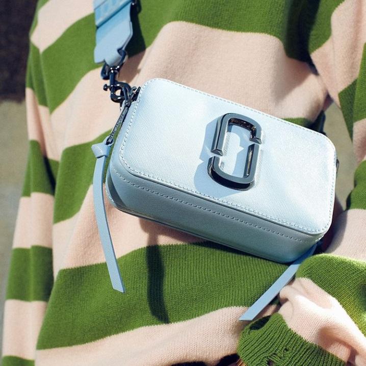 """时尚""""小别针""""带上身!Marc Jacobs 多款经典款包包"""