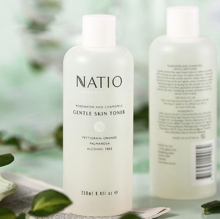 澳洲本土销量第二的天然植物护肤 Natio