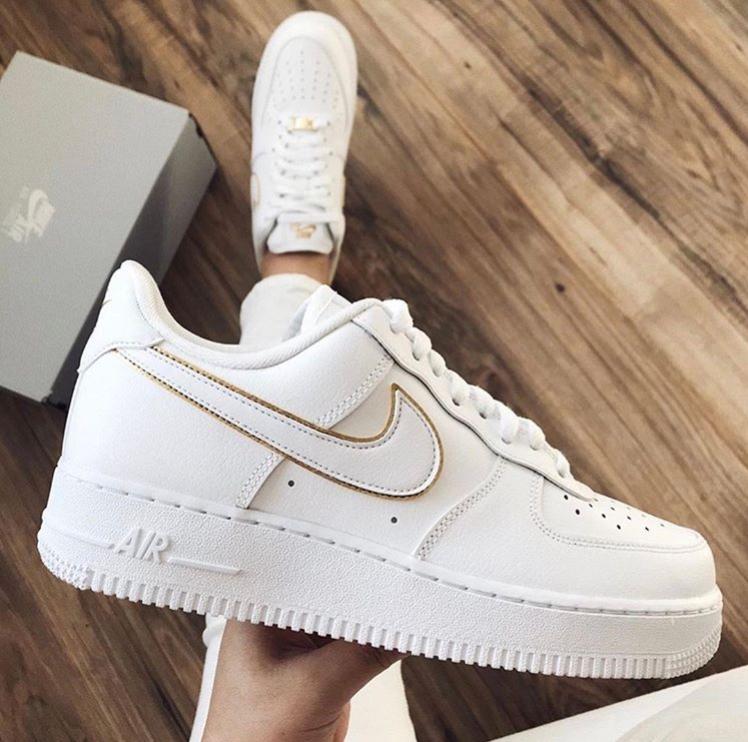 Nike Air Force 谁穿谁知道的舒服!