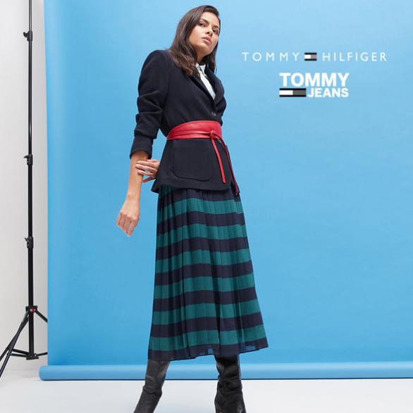 美国休闲简约百搭风 Tommy Hilfiger 专场Jeans男女服饰+童装+内衣