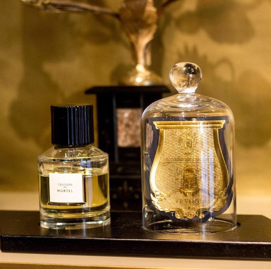 【直邮中国】高冷的法国皇室 御用百年蜡烛香薰品牌Cire Trudon