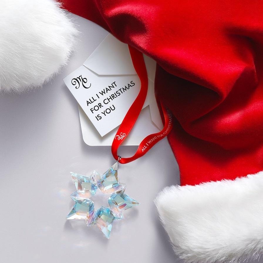 Swarovski施华洛世奇 2019年圣诞新品来啦!