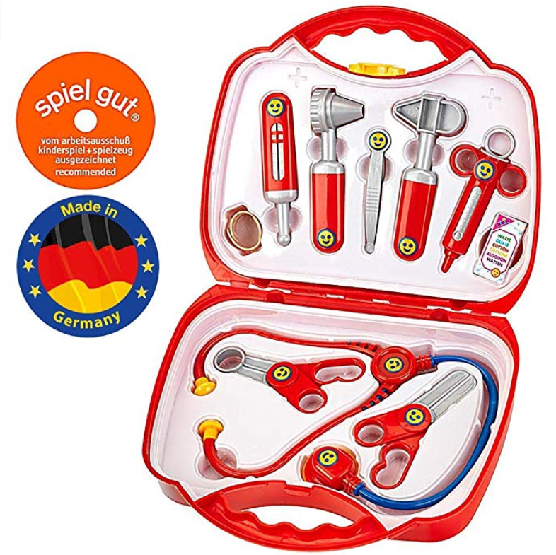 Theo Klein儿童玩具医药箱