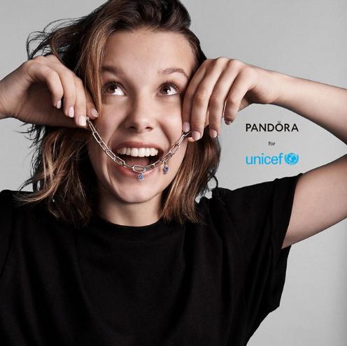 潘多拉的神秘珠宝Pandora官网黑五活动