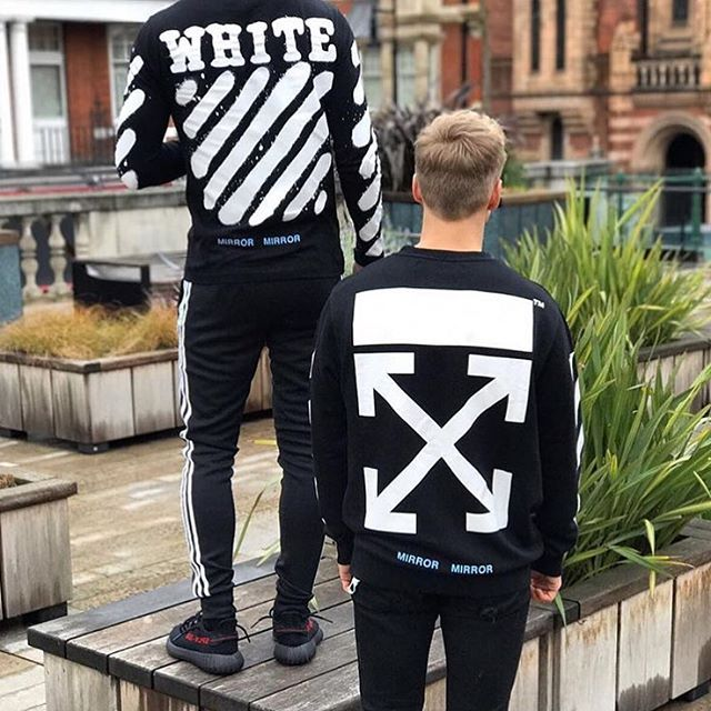 时尚潮流icon Off White 2020新款潮装配饰
