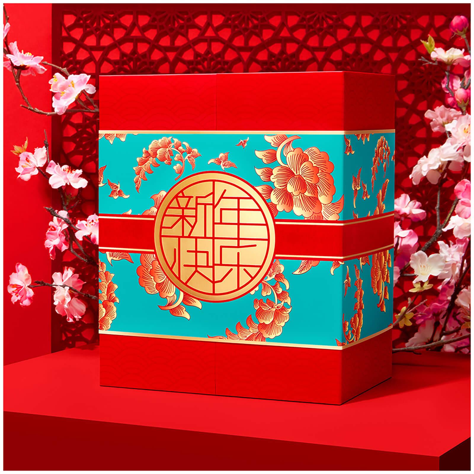 德国站不甘落后!2020 lookfantastic 中国新年春意繁花盒