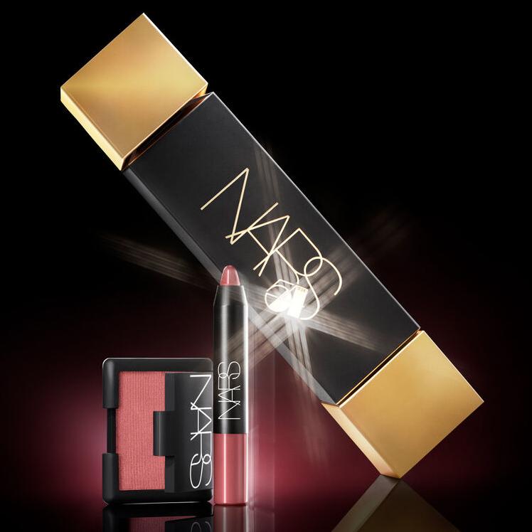 NARS Studio 54 Dolce Vita Cracker 拉炮:一支唇笔+一盘腮红