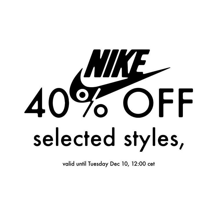 Nike圣诞节特惠!收运动鞋,羽绒服好时机!
