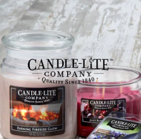 经典居家香薰蜡烛Candle Lite