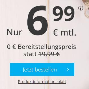 德国通话短信免费+每月3GB高速LTE上网手机卡