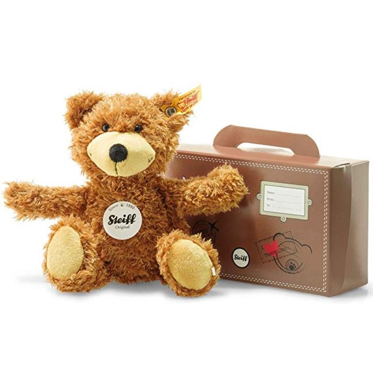 连明星都爱不释手的 德国经典品牌 Steiff 毛绒玩偶