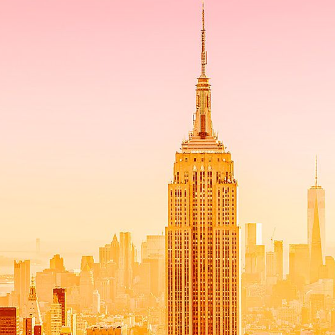 大都会的繁华盛景 New York City纽约之旅