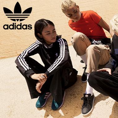 锻炼身体增加免疫力!运动最帅装备 Adidas 阿迪达斯运动服饰专场!