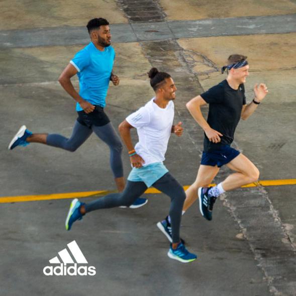 日常运动、出街必备!Adidas运动专场
