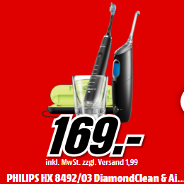 PHILIPS电动牙刷+冲牙器套装