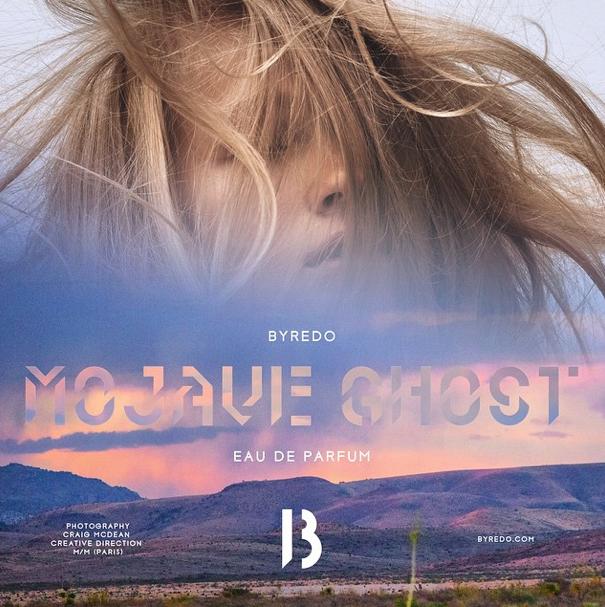 Byredo Mojave Ghost 荒漠孤魂