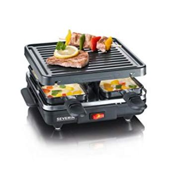 SEVERIN mini raclette 电子烤架