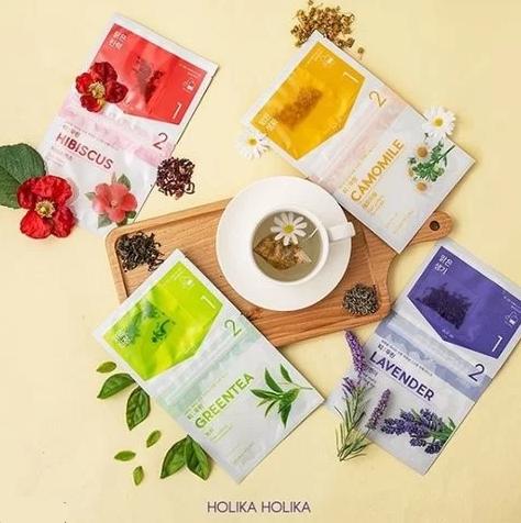 韩系超可爱美妆护肤品牌 Holika Holika