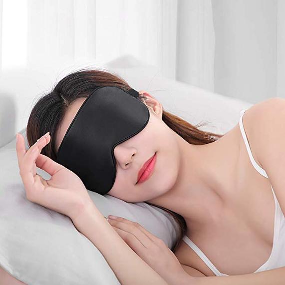 天然真丝睡眠眼罩,处处都有好睡眠!