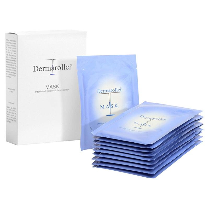 1片开启补水之旅 德国Dermaroller玻尿酸修复面膜 * 10片