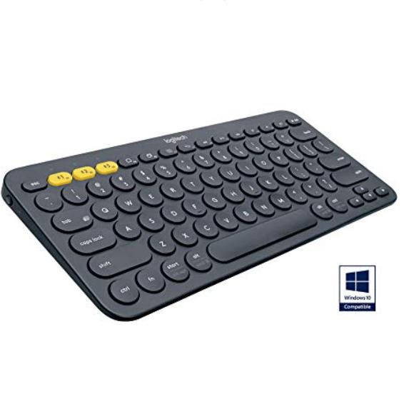 Logitech M380 高颜值蓝牙键盘