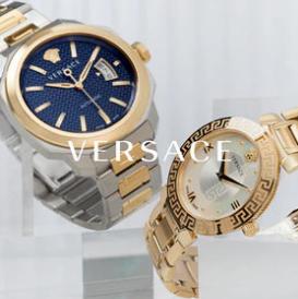 华丽奢侈的古典主义 Versace范思哲腕表