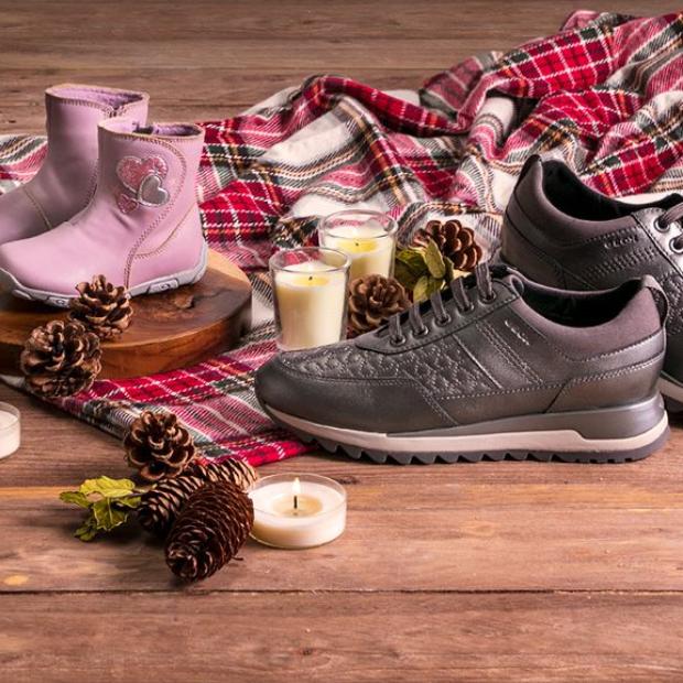 意大利必买休闲鞋第一品牌 GEOX男女鞋童鞋