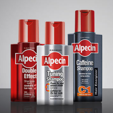 德国人都在用的防脱发洗发水 ALPECIN 止脱生发洗发水