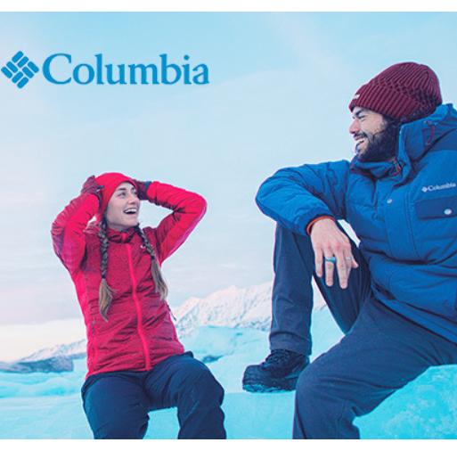 户外专业品牌Columbia