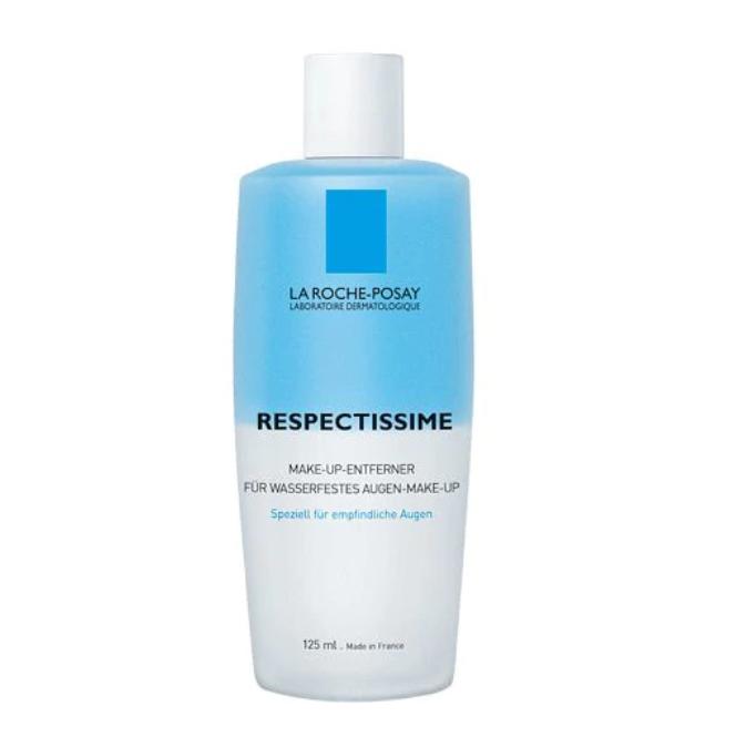 温和不刺激 La Roche-Posay 理肤泉眼唇卸妆液