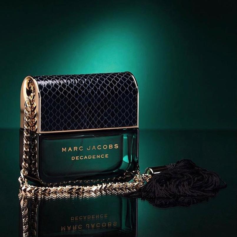 奢迷妖娆性感小手袋!Marc Jacobs Decadence EDP 浓香堕落香水