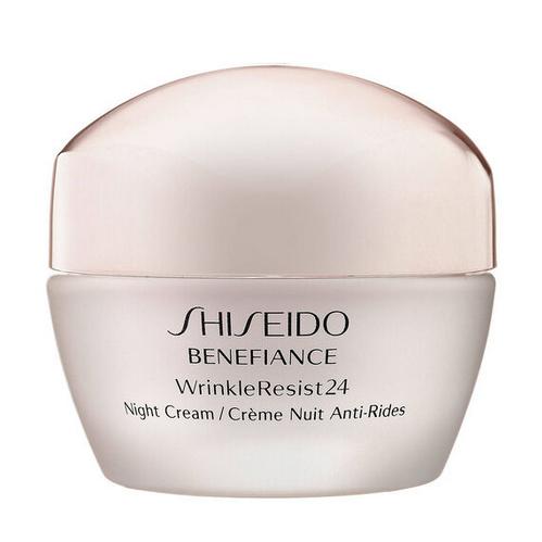 抗皱小雷达!Shiseido 资生堂盼丽风姿智感抚痕晚霜