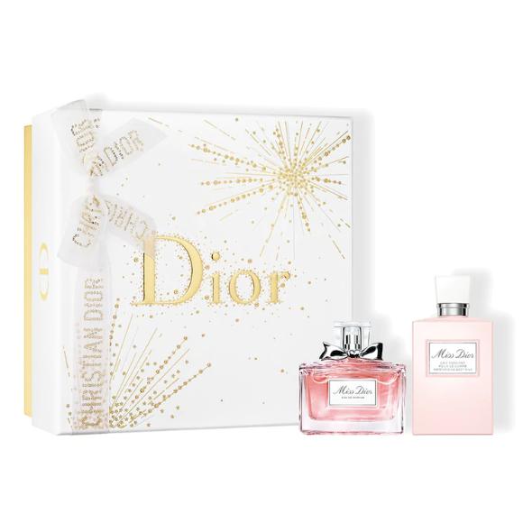 无法复刻的经典!Miss Dior 花漾甜心小姐香水套装