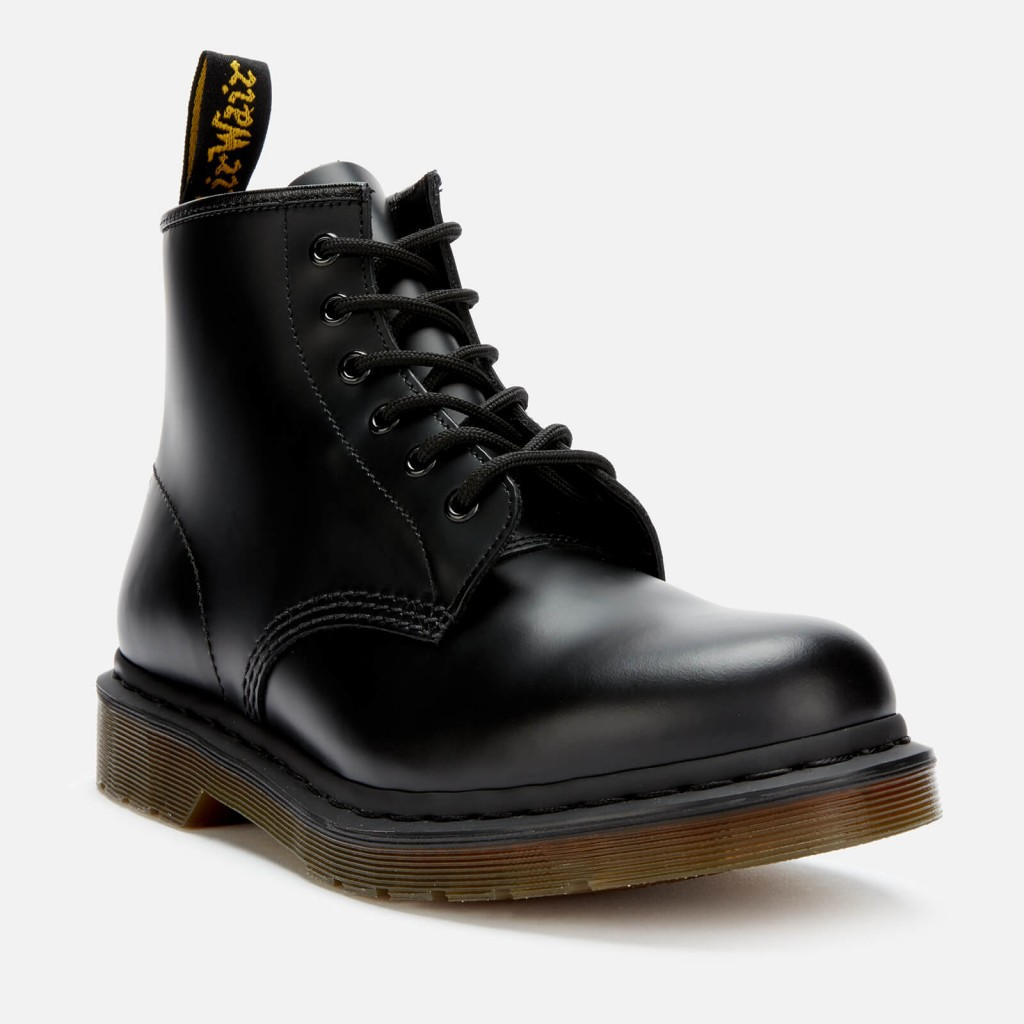 【直邮中国】简单帅气又好搭!DR. MARTENS 经典六孔马丁靴