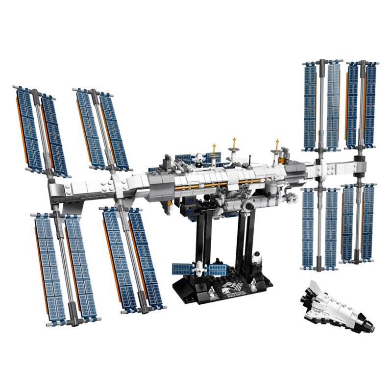 乐高爱好者不容错过!LEGO Ideas 系列国际空间站