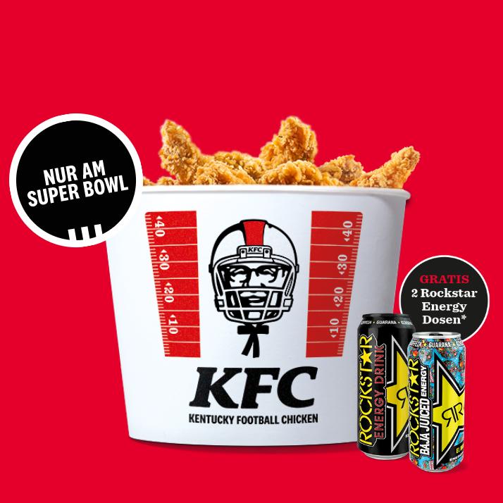 超级碗来了!KFC肯德基 超级碗活动再次来袭