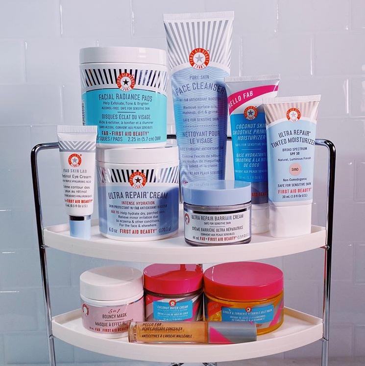 【直邮中国】LF中文站 First Aid Beauty, this works和Lumene三个品牌专场