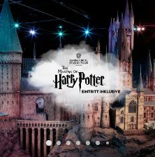 奇幻伦敦之旅!魔法旅程Harry Potter Studios + 伦敦繁华地段酒店!