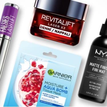 性价比中的战斗机!Maybelline、L'Oréal 、NYX、Garnier、MIXA5个品牌美妆护肤产品