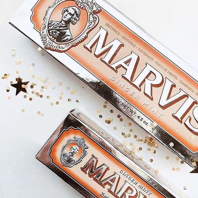将刷牙变成一种享受!Marvis 意大利玛尔斯牙膏专场