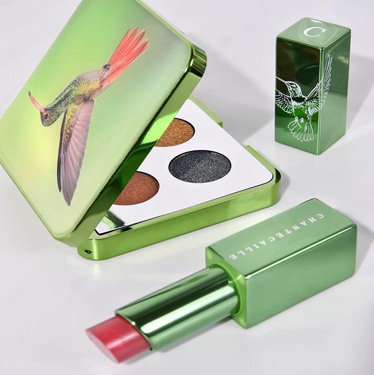 【直邮中国】早春气氛满满!Chantecaille 香缇卡2020春季限定蜂鸟系列彩妆