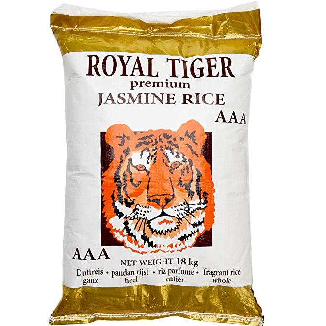 Royal Tiger 柬埔寨优质香米