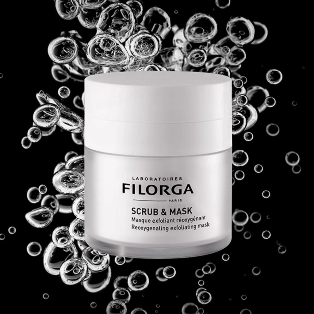 来一次面部深呼吸!Filorga 菲洛嘉深层清洁白泡泡面膜