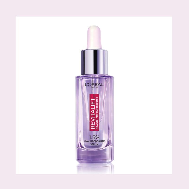 深层保湿有效去皱!L'Oréal 纯透明质酸精华液